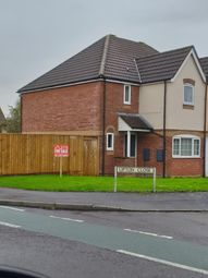 Thumbnail 3 bed semi-detached house for sale in Upton Close, Warminster