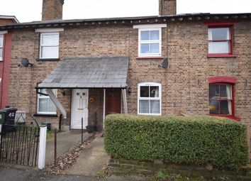Thumbnail 2 bed terraced house for sale in Ludlow Road, Guildford, Surrey