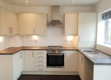 Thumbnail 3 bed town house to rent in Abbey Park Road, Leicester