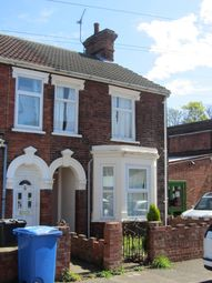 Thumbnail 3 bed terraced house to rent in Cullingham Road, Ipswich
