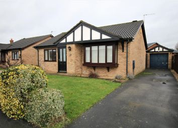 Thumbnail 2 bed detached bungalow for sale in Lady Meers Road, Cherry Willingham, Lincoln