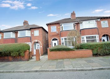 Thumbnail 3 bedroom semi-detached house for sale in Athens Street, Offerton, Stockport, Cheshire