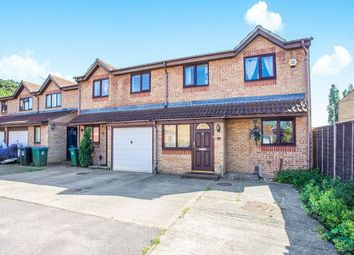 Thumbnail 3 bed semi-detached house for sale in Pioneer Way, Watford