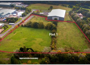 Thumbnail Land for sale in Hortonwood 65, Telford