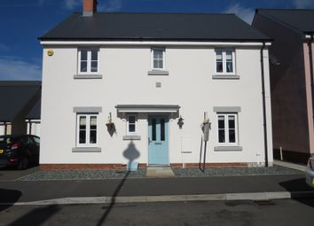 Thumbnail 4 bed detached house for sale in Ffordd Y Draen, Coity, Bridgend