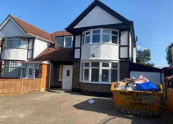 Preston Road, Wembley HA9. 3 bed semi-detached house