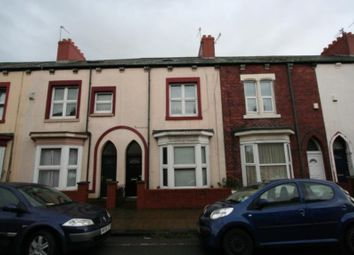 Thumbnail 4 bed terraced house for sale in 167 Burbank Street, Hartlepool, Cleveland