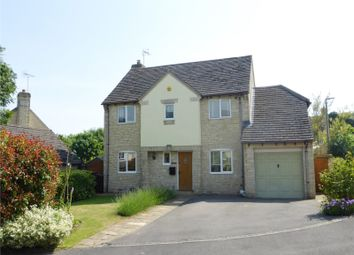 Thumbnail 3 bed detached house for sale in Sparrow Close, Chalford, Stroud, Gloucestershire