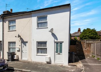 Thumbnail 2 bedroom end terrace house to rent in Longstone Road, Eastbourne