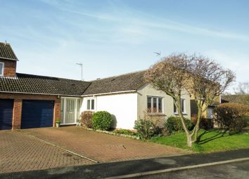 Thumbnail 3 bed bungalow for sale in Castel Way, Folksworth, Peterborough