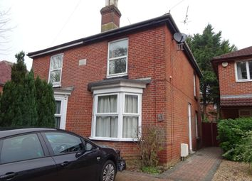 Thumbnail 3 bed semi-detached house to rent in Burgess Road, Bassett, Southampton