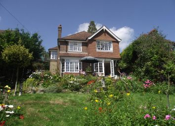 Thumbnail 4 bed detached house for sale in Sunnybank Close, Mayfield, East Sussex