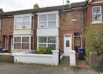 Thumbnail 3 bed terraced house for sale in Southfield Road, Broadwater, Worthing, West Sussex