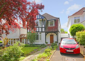 Thumbnail 4 bed detached house for sale in Hillway, Highgate, London