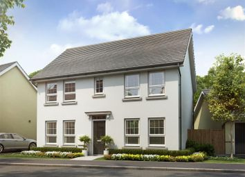 Thumbnail 4 bed detached house for sale in Plot 129, Saxon Fields, Cullompton