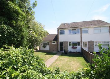 Thumbnail 3 bed end terrace house for sale in Greenlake Terrace, Laleham Road, Staines-Upon-Thames, Surrey
