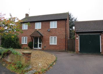 Thumbnail 4 bedroom detached house for sale in Butlers Grove, Great Linford, Milton Keynes