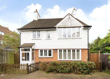 Thumbnail 4 bed detached house for sale in Hodford Road, London