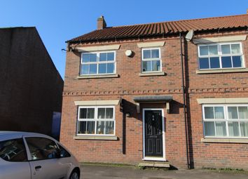Thumbnail 4 bed end terrace house for sale in Front Street, Norby, Thirsk