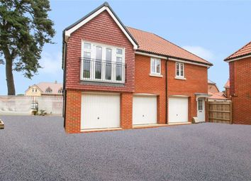 Thumbnail 2 bed flat for sale in Silent Garden, Liphook, Hampshire