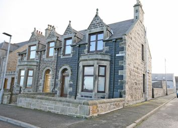Thumbnail 4 bedroom semi-detached house for sale in Craigmin, 1 Cliff Terrace, Buckie