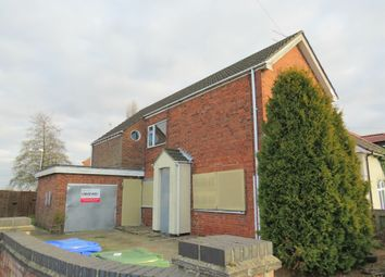 Thumbnail 3 bed detached house for sale in Wyberton Low Road, Wyberton, Boston