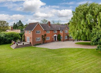 Thumbnail 7 bed detached house for sale in Church Hill, Hempstead, Saffron Walden