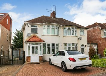 3 bed semi-detached house for sale in Dovedale Avenue, Ilford, Essex IG5