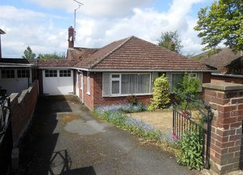 Thumbnail 2 bed bungalow for sale in Lichfield Avenue, Hereford