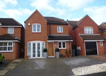 Thumbnail 3 bed detached house for sale in Stockwell Green, Monk Bretton, Barnsley