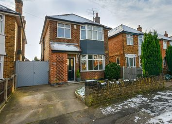 Thumbnail 3 bed detached house for sale in Heckington Drive, Nottingham