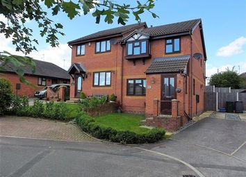 Thumbnail 3 bed semi-detached house for sale in Wetherby Drive, Swallownest, Sheffield
