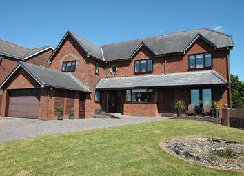 Thumbnail 5 bed detached house for sale in Arches Close, Dukestown, Tredegar, Blaenau Gwent