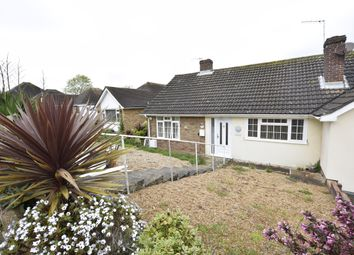 Thumbnail 3 bed semi-detached bungalow to rent in Lancing Close, Hastings, East Sussex