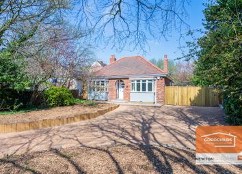 Thumbnail 3 bed detached bungalow for sale in Victoria Road, Pelsall, Walsall