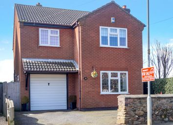 Thumbnail 3 bed detached house for sale in Main Street, Thornton, Coalville