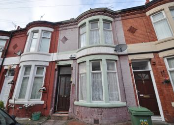 2 bed terraced house for sale in Northbrook Road, Wallasey CH44