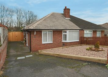 Thumbnail 2 bed semi-detached bungalow for sale in Clarborough Drive, Arnold, Nottingham