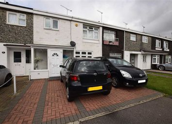 Thumbnail 3 bed terraced house for sale in Audley Way, Basildon, Essex