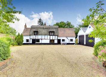 Thumbnail 3 bedroom detached house for sale in The Green, Woughton On The Green, Milton Keynes, Bucks