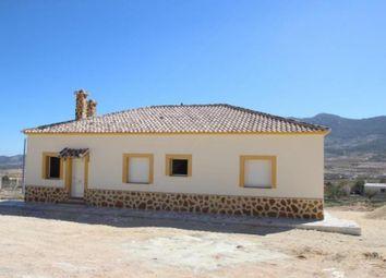 Thumbnail 3 bed villa for sale in Algueña, Alicante, Spain
