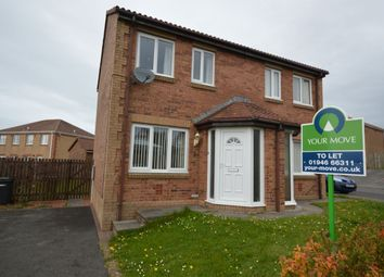 Thumbnail 2 bedroom semi-detached house to rent in Holly Bank, Whitehaven