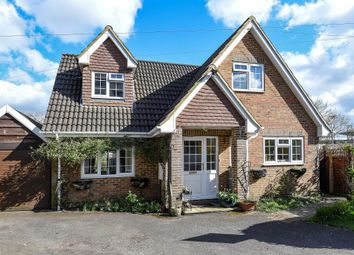 Thumbnail 3 bed detached house for sale in Westfield, Woking