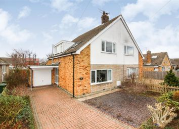 Thumbnail 3 bed semi-detached house for sale in Church Drive, Leven, Beverley
