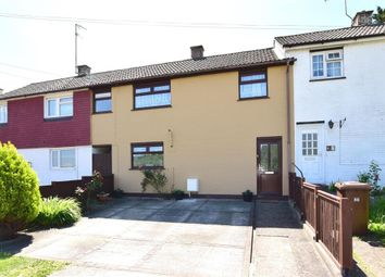 Thumbnail 3 bed terraced house for sale in Barnfield, Chatham, Kent