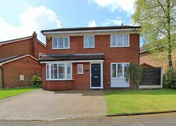 Thumbnail 4 bed detached house for sale in Prestwich Hills, Prestwich, Manchester