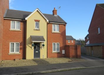 Thumbnail 2 bed end terrace house for sale in Pluto Way, Aylesbury