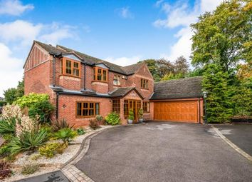Thumbnail 4 bed detached house for sale in Hatherton Croft, Cannock, Staffordshire