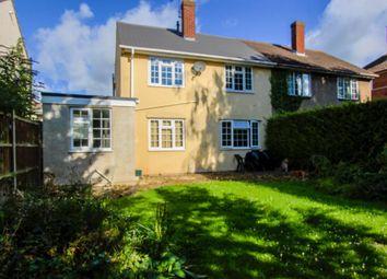 Thumbnail 4 bed semi-detached house to rent in Barbridge Road, Cheltenham