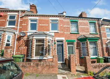 Stafford Road, St. Thomas, Exeter EX4. 3 bed terraced house for sale